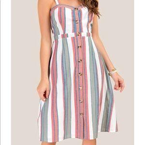 Midi Dress from Francesca's